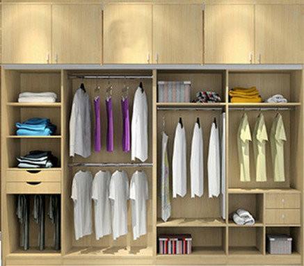 衣柜布局 3