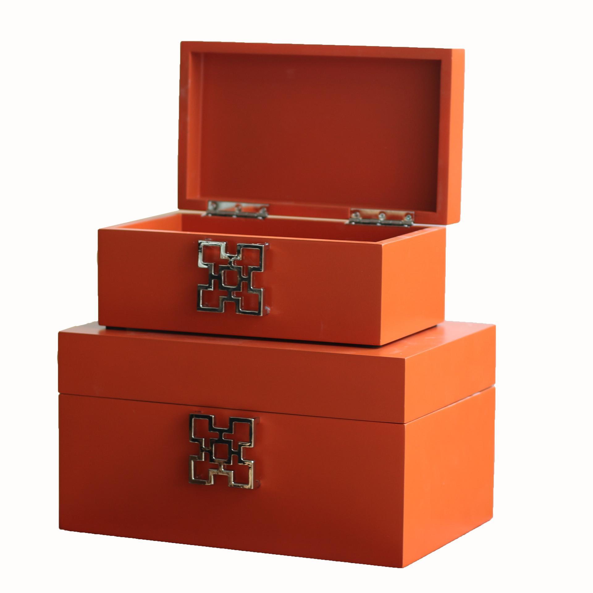 生态板收纳盒